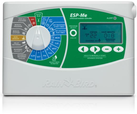 Контроллер для систем автополива ESP-RZX-4i ESP-ME Rain Bird